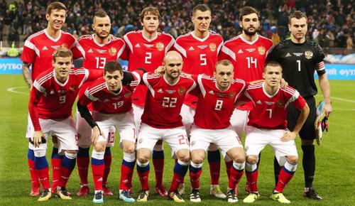 Сборная России худшая по рейтингу ФИФА среди всех команд ЧМ-2018
