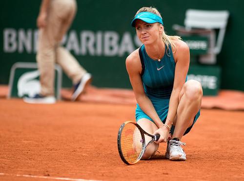 Элина Свитолина опустится на пятую строчку рейтинга WTA