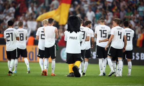 Последний матч перед ЧМ-2018. Германия обыграла Саудовскую Аравию