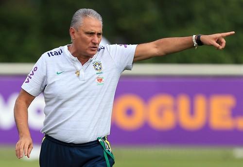 Реал интересуется тренером сборной Бразилии