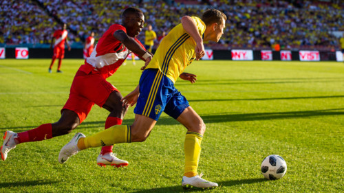 Швеция и Перу мячей не забили