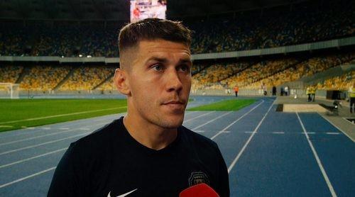 Сергій КРАВЧЕНКО: «Не вистачило одного — забитих м'ячів»