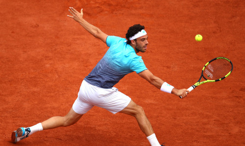 Рейтинг ATP. Надаль первый, +45 мест Чеккинато
