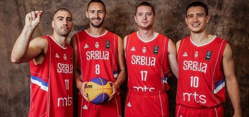 Чемпионат мира по баскетболу 3х3. Сербия уверенно выходит в полуфинал
