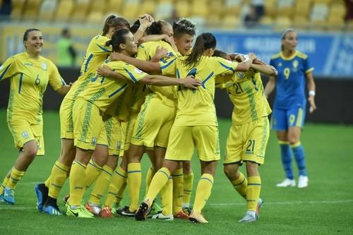 Украина — Швеция — 1:0. Видео гола и обзор матча