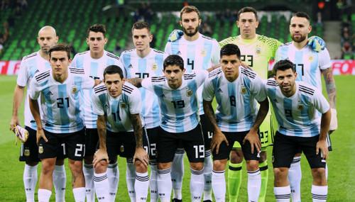 Аргентина нацелена как минимум на полуфинал ЧМ-2018