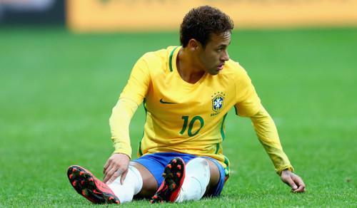 НЕЙМАР: «Я — лучший игрок в мире после Месси и Роналду»