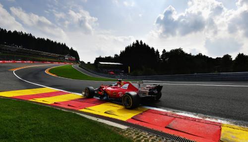 Гран-при Бельгии в Спа заключил новый контракт с Формулой-1