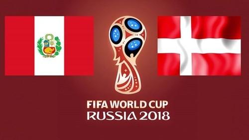 Перу — Дания. Видео голов и обзор матча (обновляется)