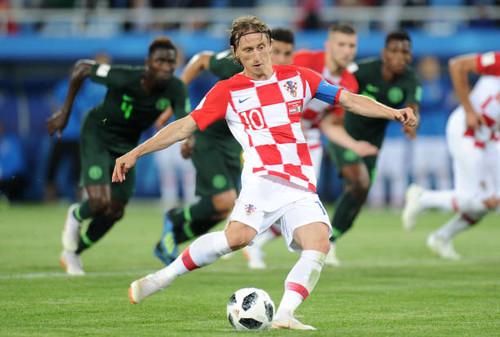 Хорватия — Нигерия — 2:0. Как это было