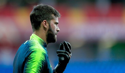 Реал готов подписать Алиссона и Милинковича-Савича