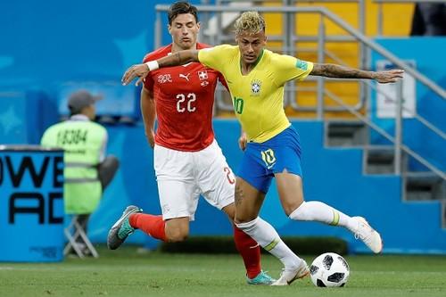Бразилия не смогла обыграть Швейцарию, Мексика выиграла у Германии