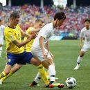 Швеция – Южная Корея. Видео голов и обзор матча (обновляется)