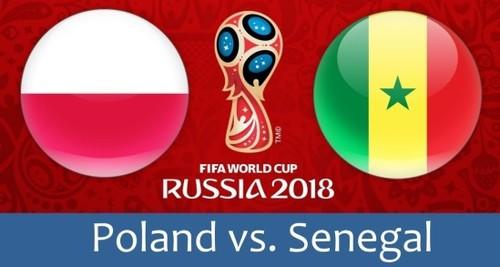 Где смотреть онлайн матч чемпионата мира Польша - Сенегал