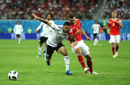 Россия — Египет — 3:1. Как это было