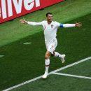 Криштиану Роналду — лучший игрок матча Португалия — Марокко