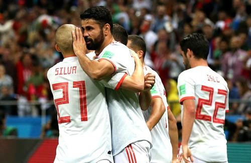 Иран – Испания – 0:1. Гол Косты