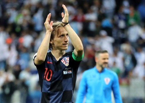 Лука МОДРИЧ: «Хорватия сыграла идеально»