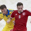 Евролига. Пляжный футбол. Украина — Швейцария. Смотреть онлайн. LIVE