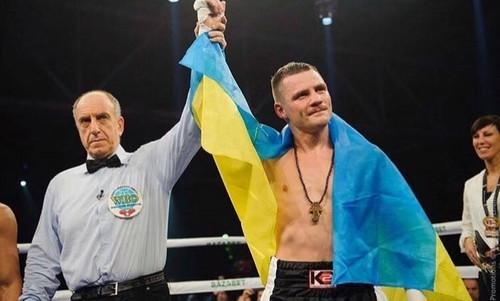 Взвешивание Беринчика и Малиновского перед боями в Киеве