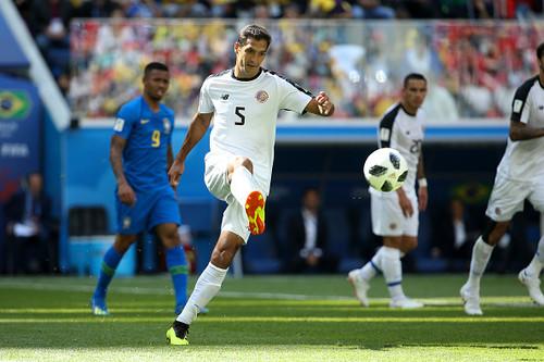 БОРХЕС: «Не назову выступление сборной Коста-Рики на ЧМ-2018 провалом»