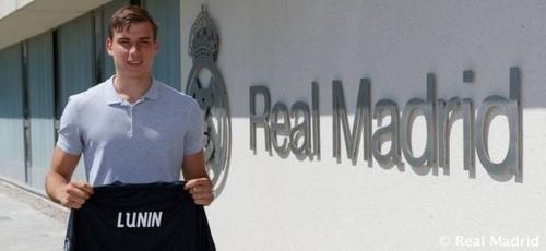 ОПРОС. Какое будущее ждет Андрея Лунина в Реале?