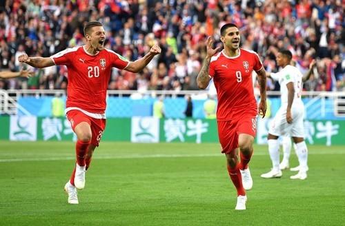 Футбольный союз Сербии подаст протест на судей в матче со Швейцарией