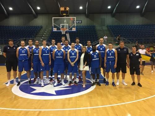 Збірна України програла Ізраїлю