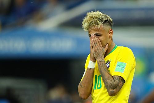 Роналдо помогает готовить Неймара к матчам чемпионата мира