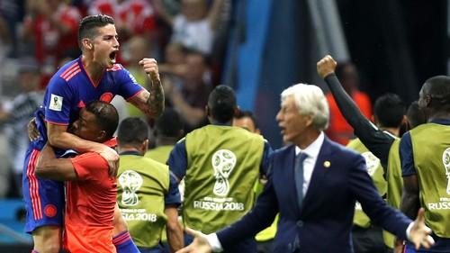 ЧМ-2018. Колумбия не оставила Польше шансов на плей-офф