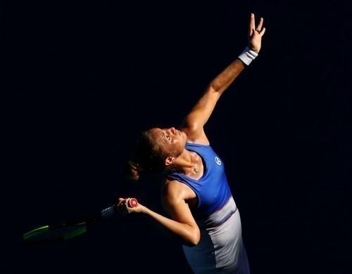 Катерина БОНДАРЕНКО: «Я отлично подавала весь матч»