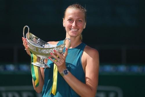 КВИТОВА: «Не могла представить, что выиграю 5 титулов в этом году»