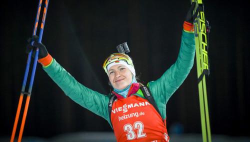 Дарья Домрачева завершила карьеру