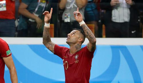 Куарежма стал лучшим игроком матча Иран – Португалия