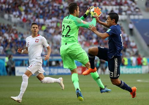 Япония – Польша. Видео голов и обзор матча (обновляется)