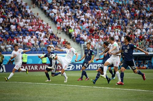 Япония – Польша: Беднарек стал лучшим игроком матча