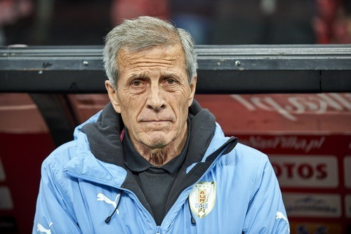 Оскар ТАБАРЕС: «Уругвай попытается коллективно сдержать Роналду»