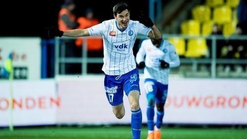 Яремчук забил за Гент в спарринге