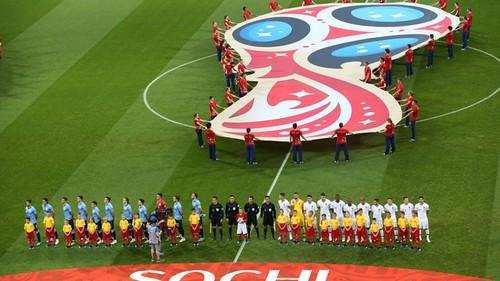 Уругвай — Португалия — 1:0. Видео голов и обзор матча (обновляется)