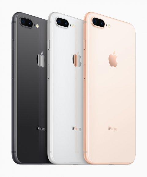 Преимущества и достоинства Айфон 8