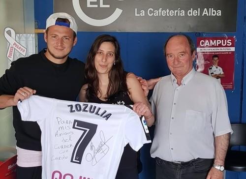 Зозуля согласился продлить контракт с Альбасете