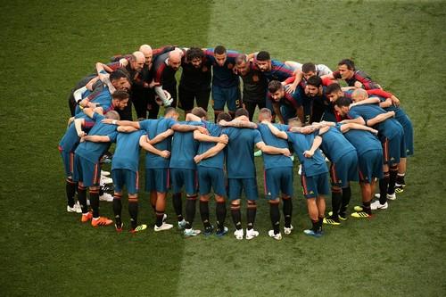 Испания – Россия - 1:0. Видео голов и обзор матча (обновляется)