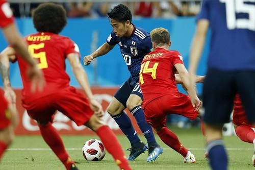 Бельгия – Япония – 0:0. Видео голов и обзор матча