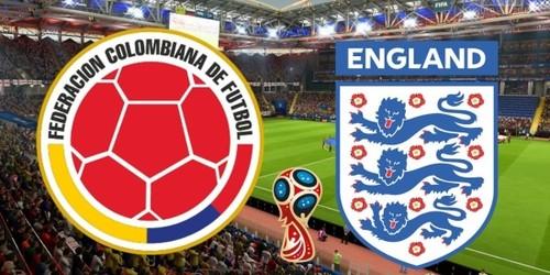 Где смотреть матч чемпионата мира Колумбия - Англия