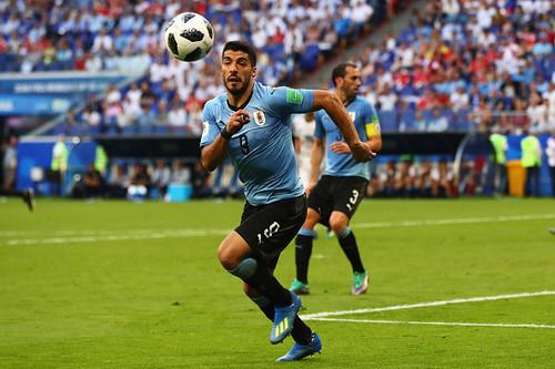 Луис СУАРЕС: «Я и весь Уругвай ждем возвращения Кавани»