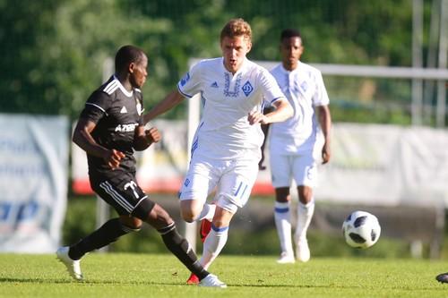 Динамо – Карабах – 1:0. Видео гола и обзор матча