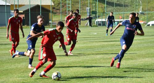 Мариуполь сыграл вничью со сборной Омана