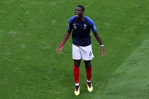 Поль ПОГБА: «Франция счастлива по поводу выхода в полуфинал ЧМ-2018»