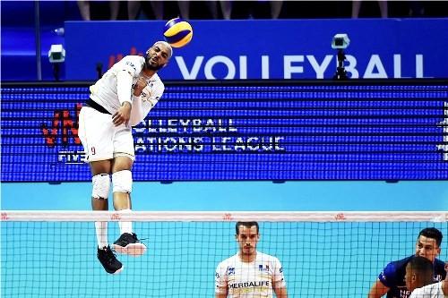 В полуфиналах Лиги Наций сыграют Франция — США и Россия — Бразилии