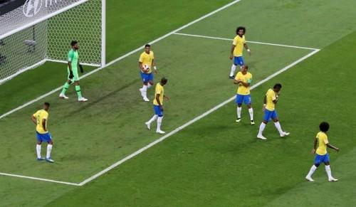 Бразилия в четвертый раз подряд вылетела от европейской сборной